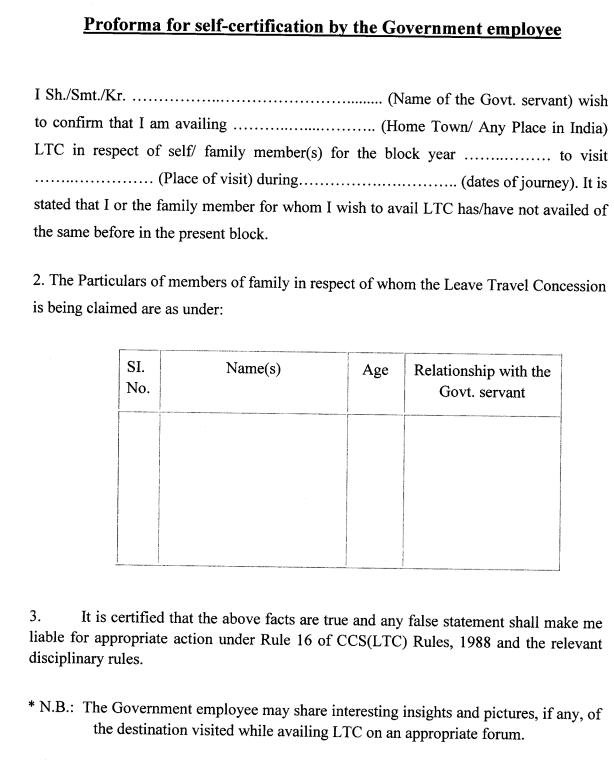 ltc-dopt-order-self-certification 2